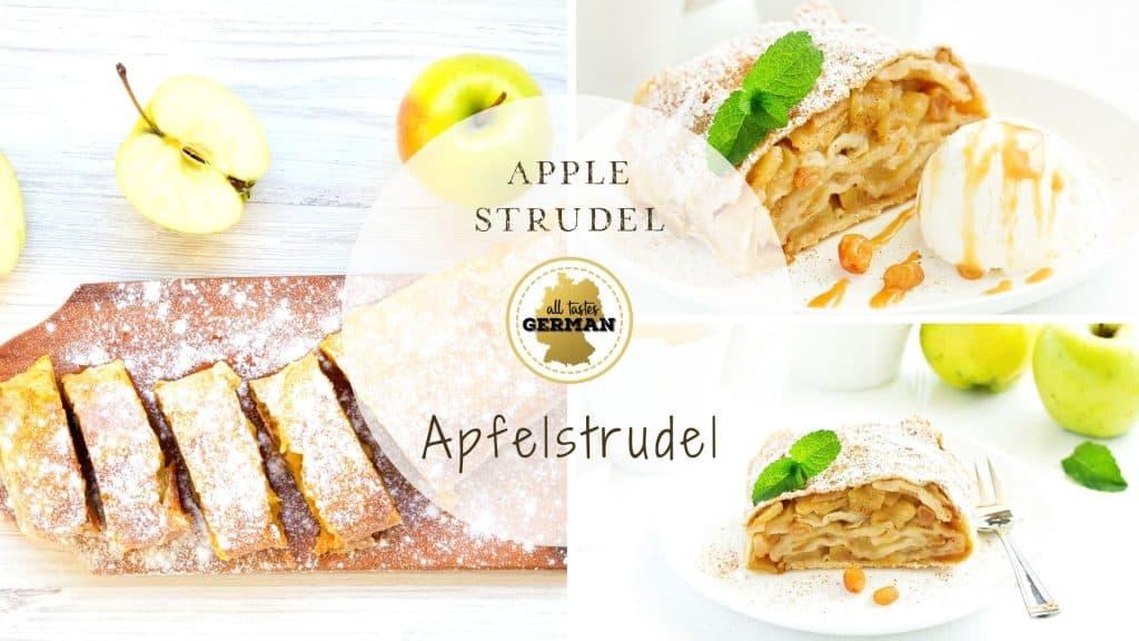 German Apple Strudel