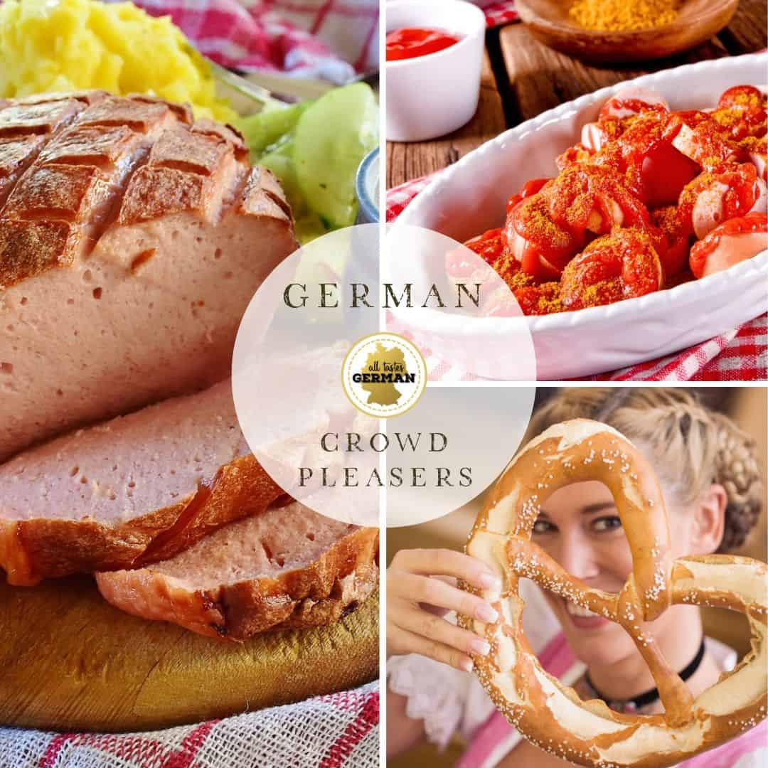 German Snacks Cooking Class