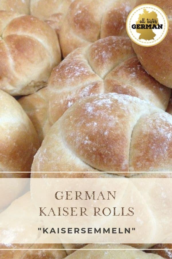 Kaiser Rolls Pin