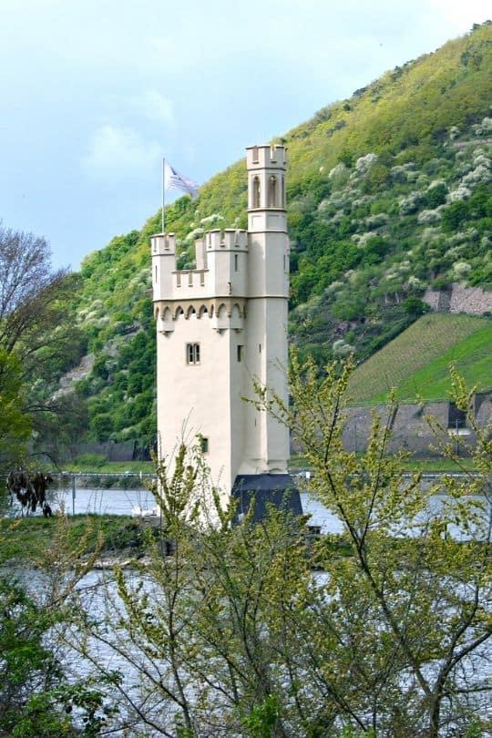 Mouse Tower Bingen am Rhein