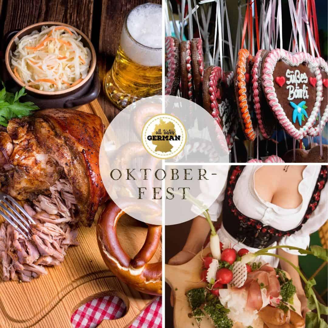 Oktoberfest Cooking Class