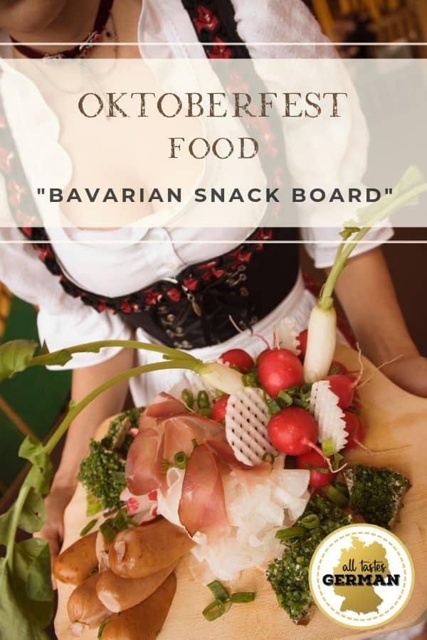Oktoberfest Snack Board Pin