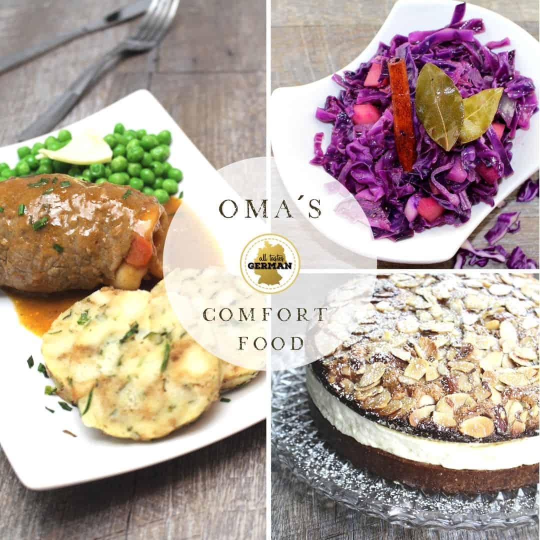Omas German Cooking Class