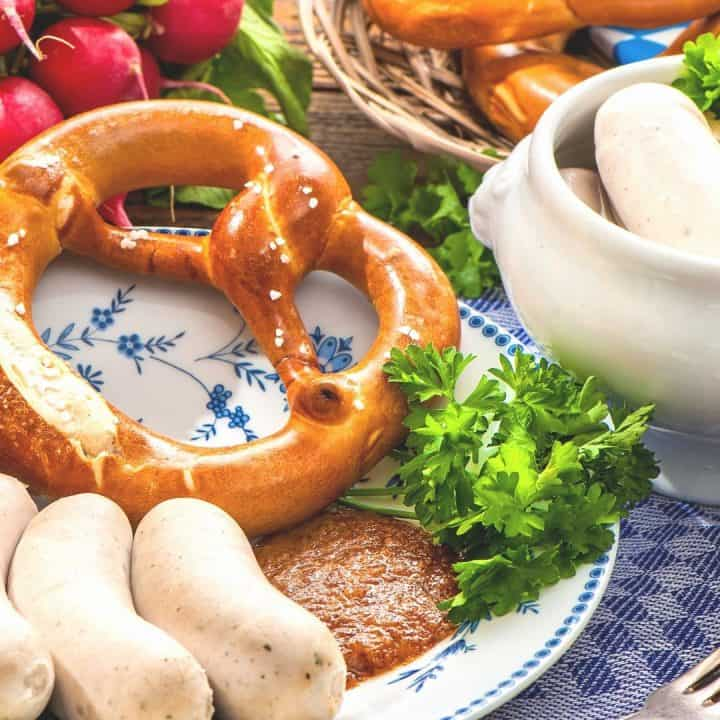 Bavarian Weisswurst