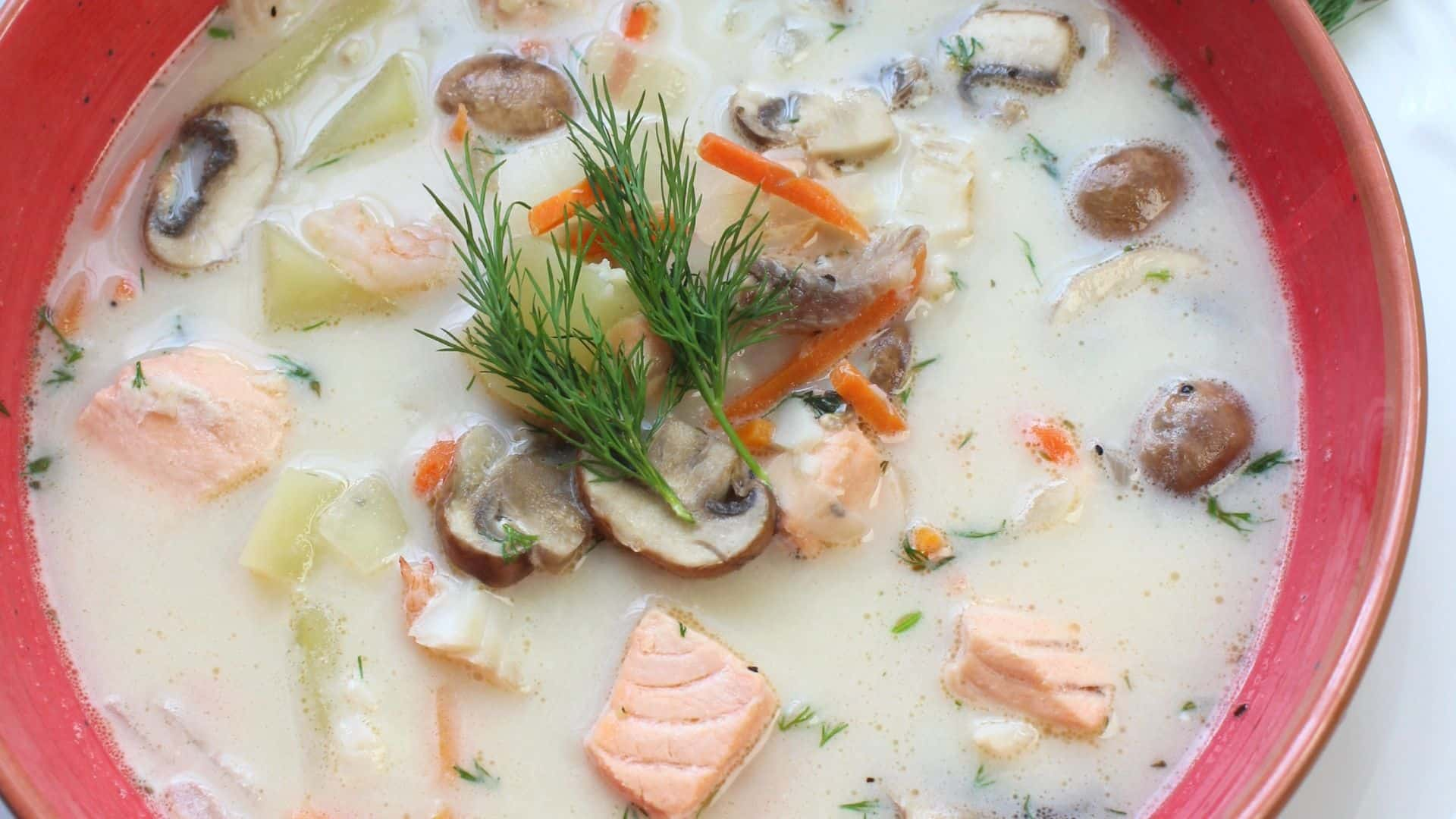 German Fish Soup Recipe