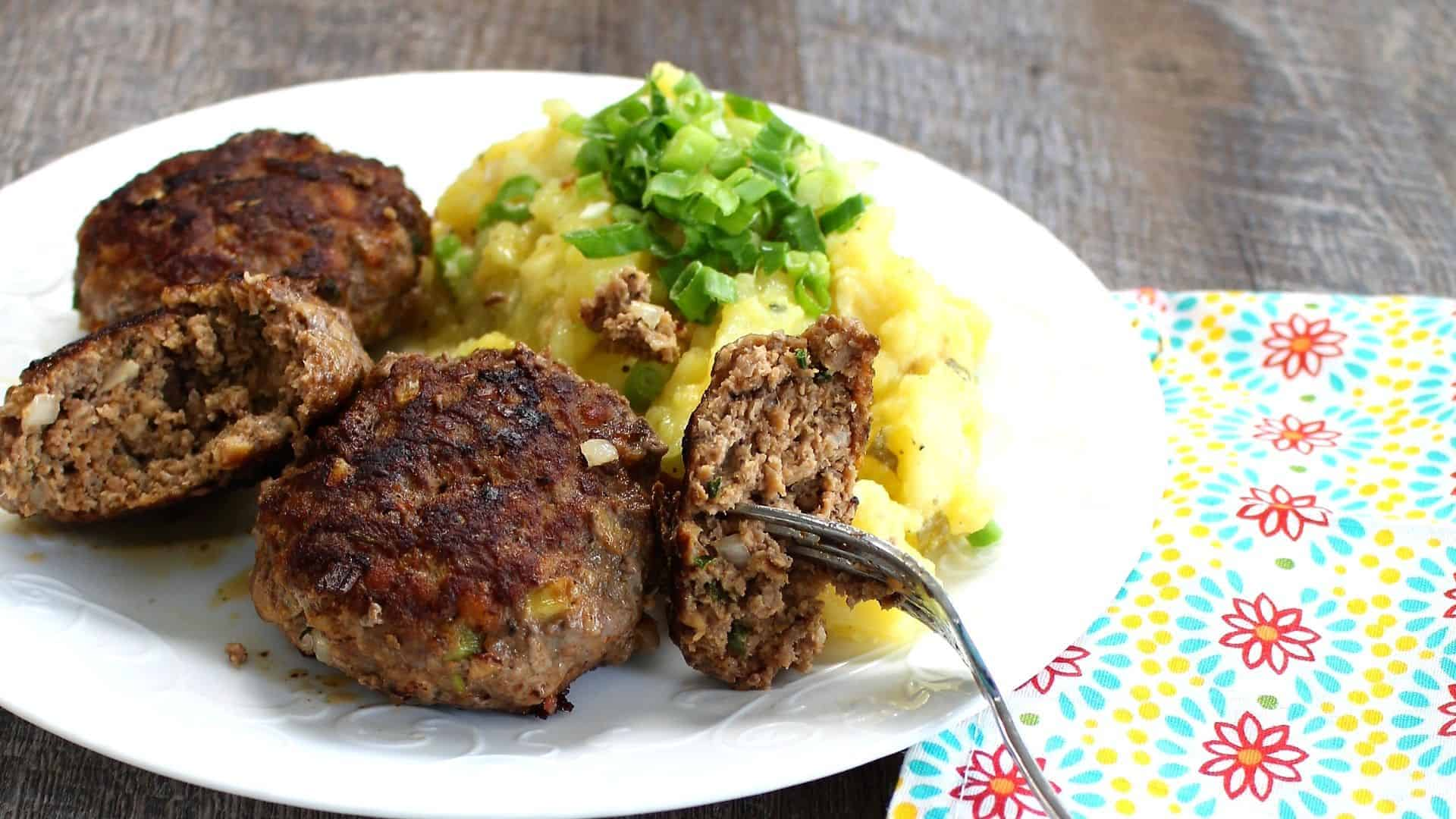 German Meat Balls Recipe
