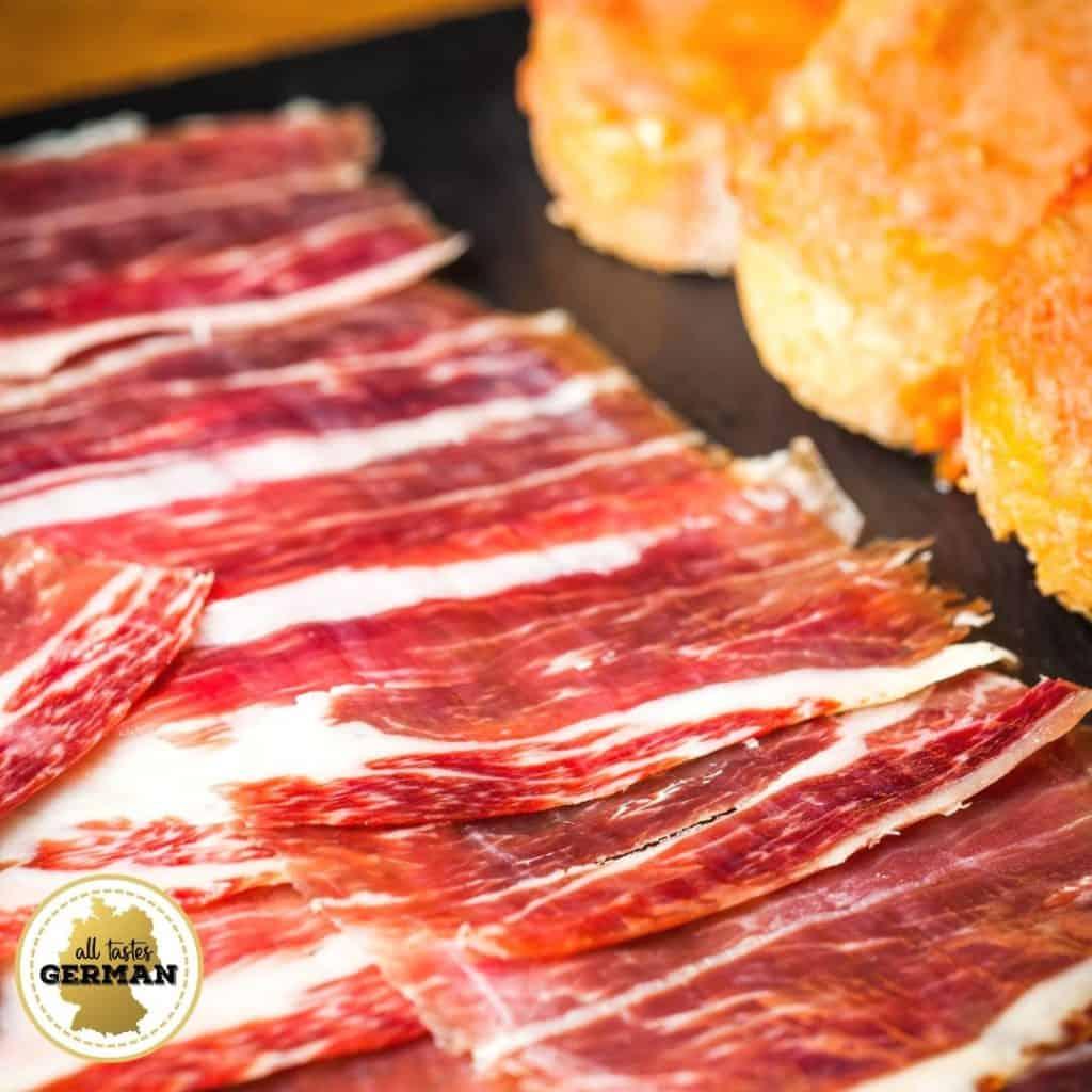 German Smoked Ham