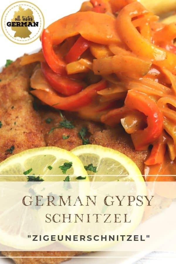 Gypsy Schnitzel Pin