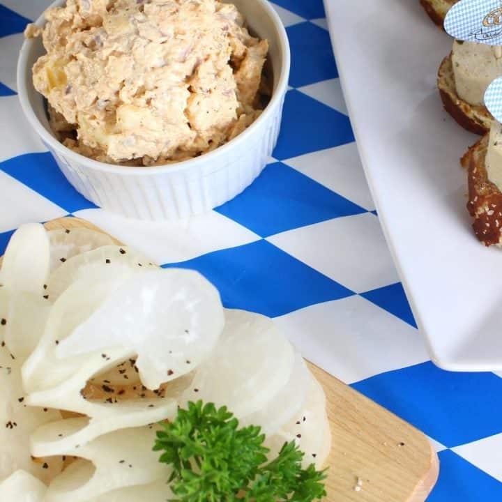 Oktoberfest Beer Radish Recipe
