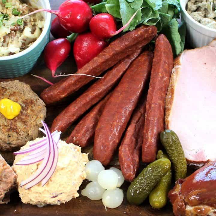 Oktoberfest Snack Board Recipe