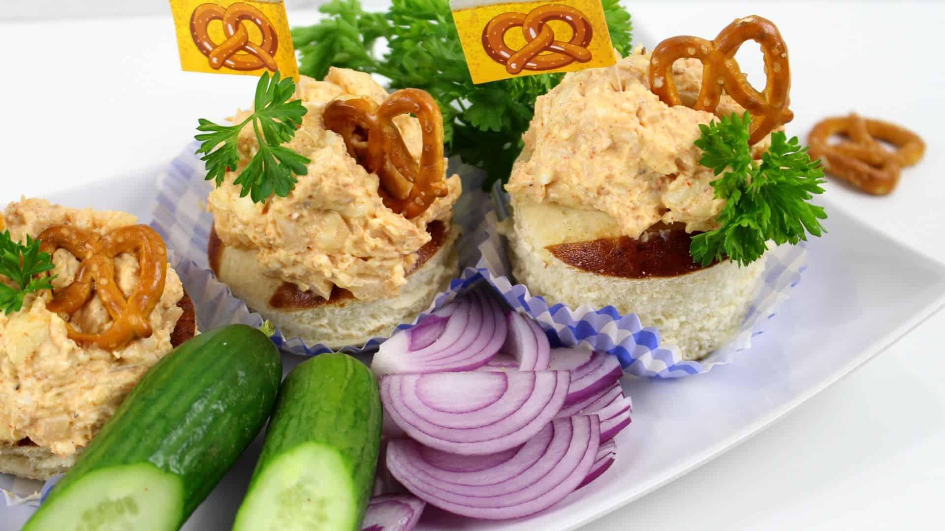 Savory Oktoberfest Cupcakes Recipe