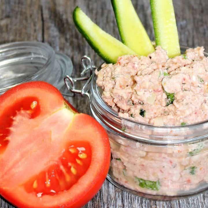 Vegan Liverwurst Recipe