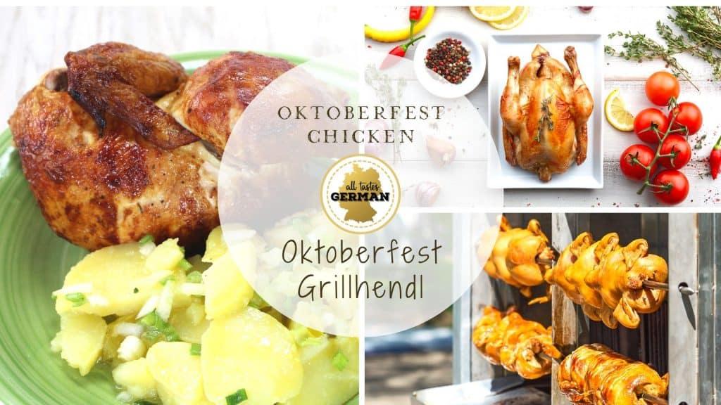 Oktoberfest Chicken