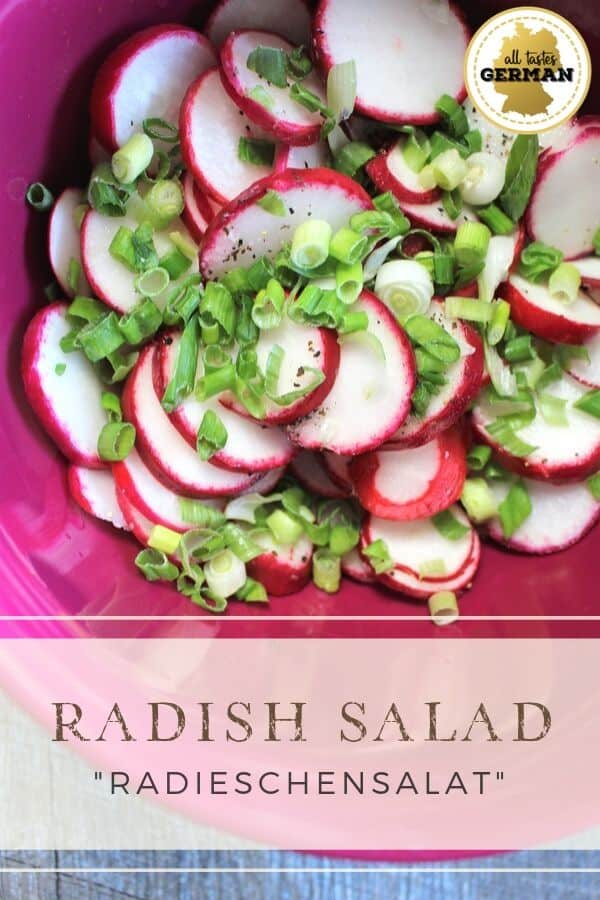 Radish Salad Pin