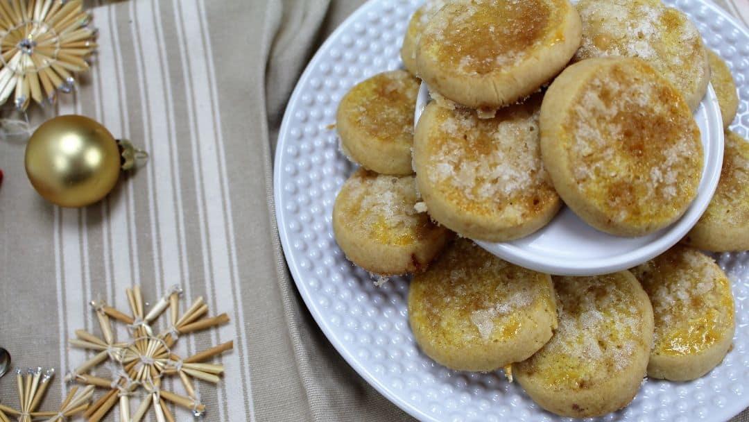 Butterscotch Cookies Header