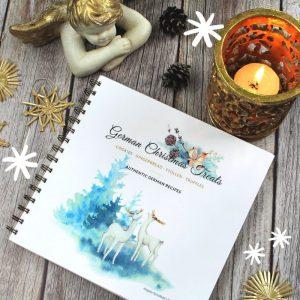 German Christmas Cookies Book