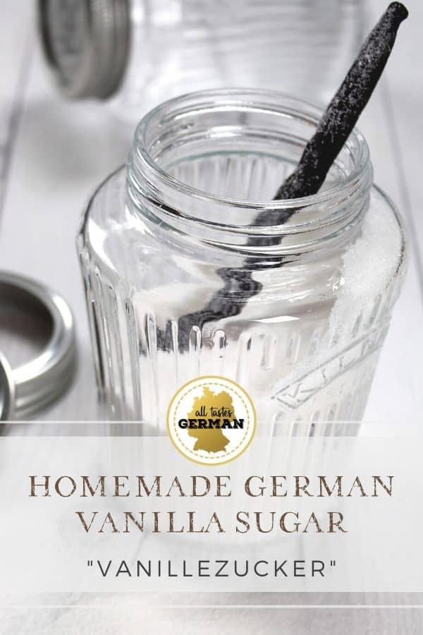 german vanilla sugar pin