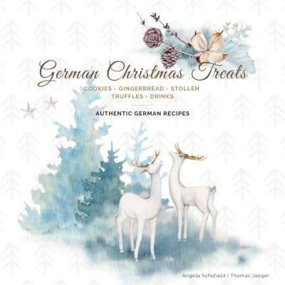 German Christmas Cookies Book