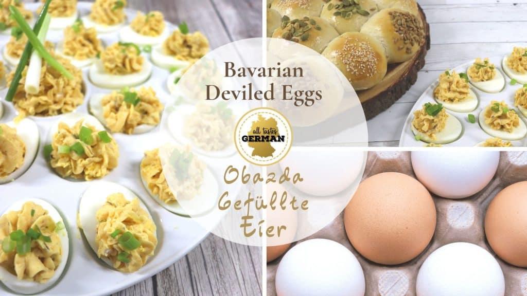 German Deviled Eggs