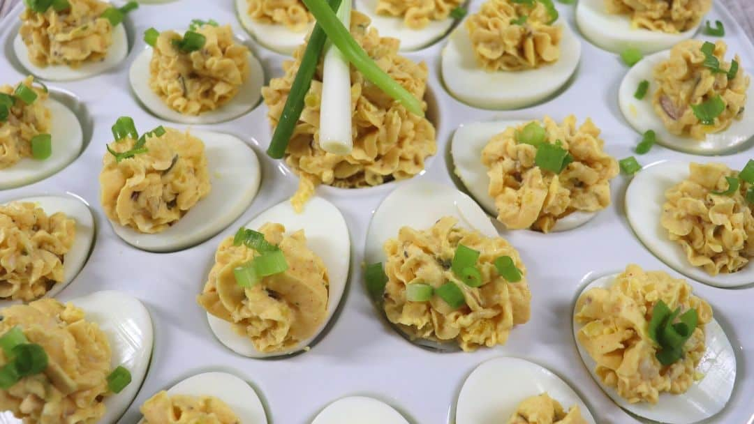 German Devilled Eggs Recipe