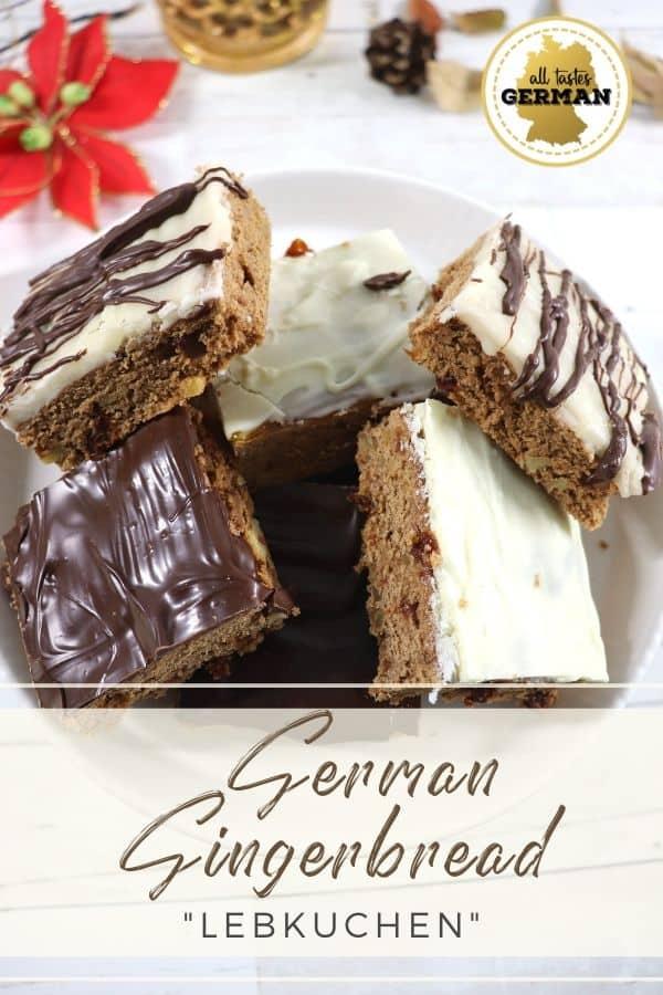 German Gingerbread Lebkuchen Pin