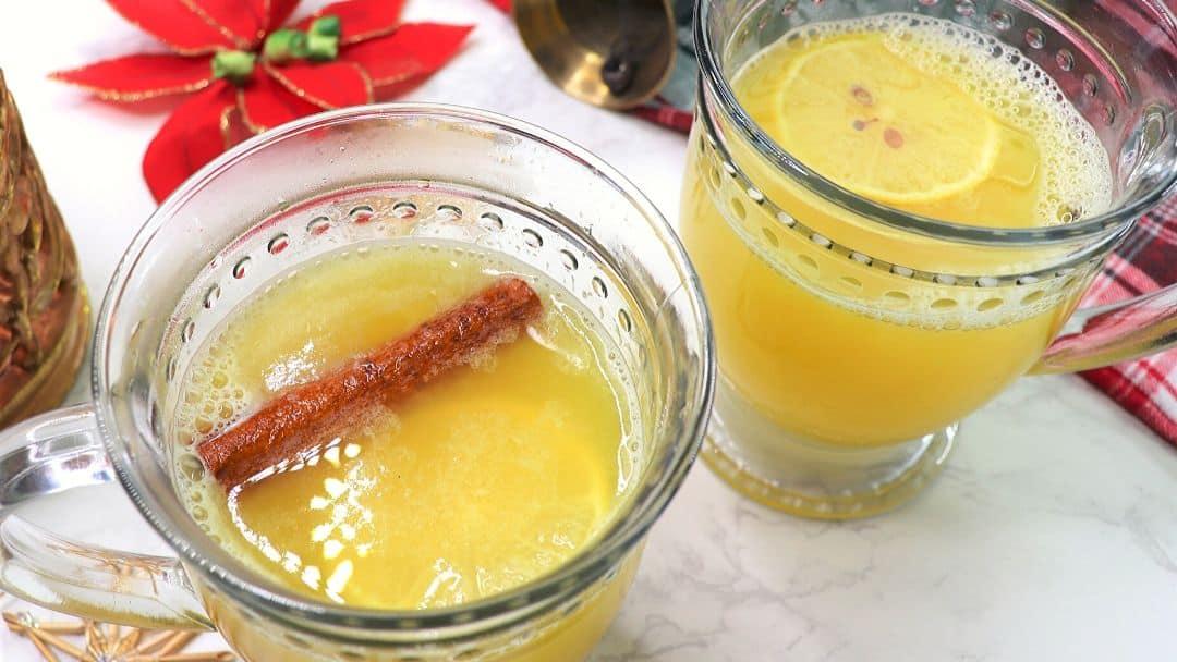 Orange Gluehwein Recipe