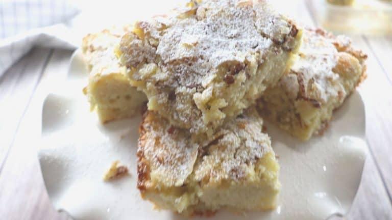 German Butter Cake – Butterkuchen
