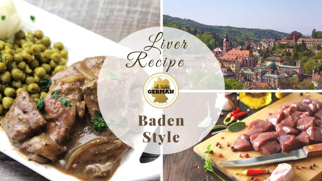Liver Recipe Baden Style