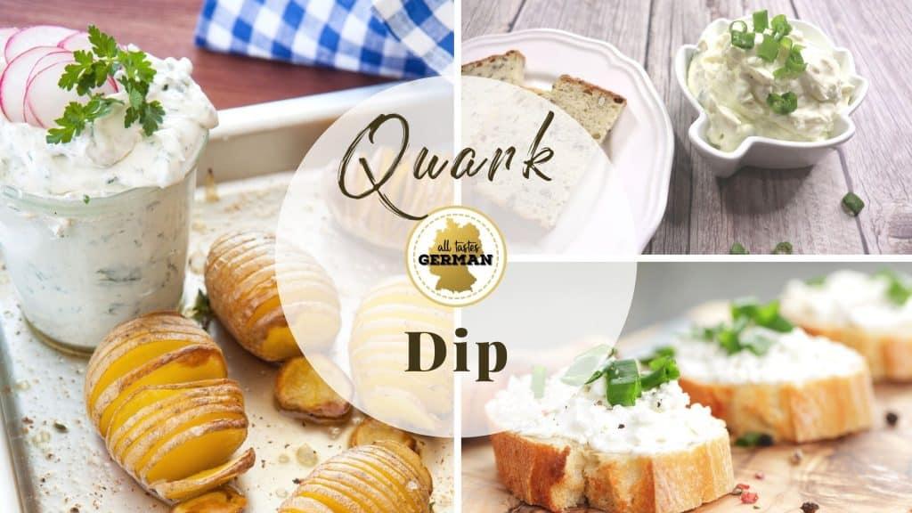 Quark Dip Collage