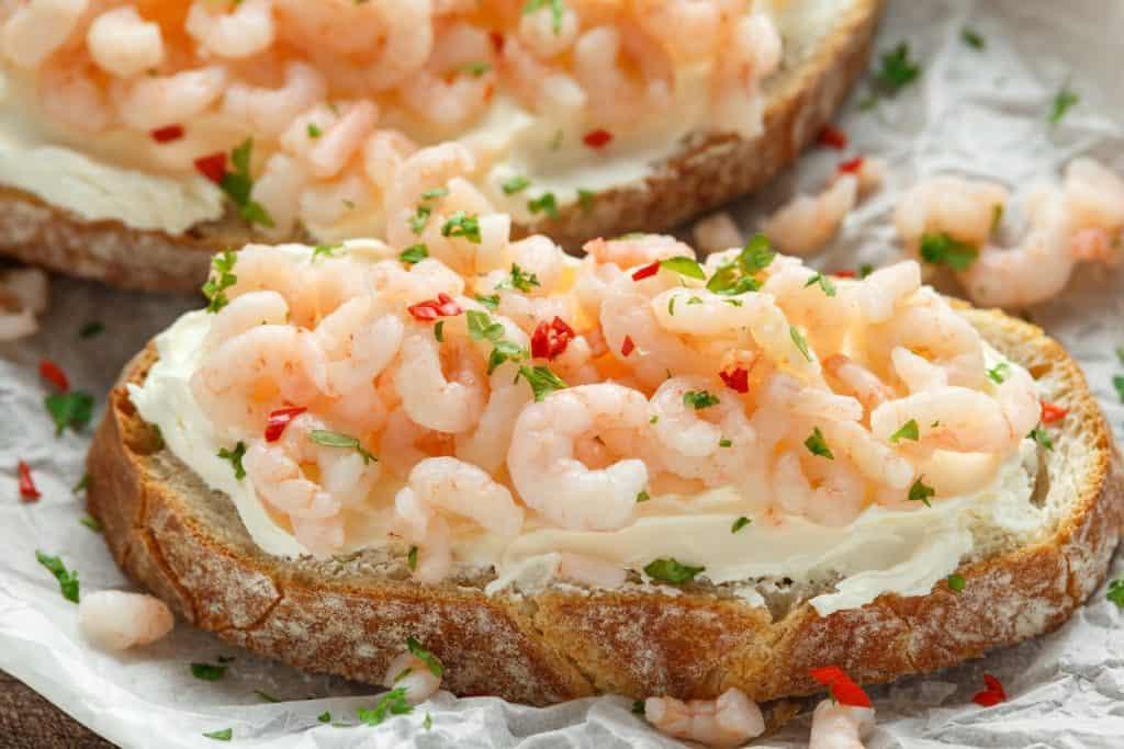 quark shrimps
