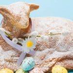 German Easter Lamb Cake Recipe