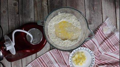 Braided Cinnamon Raisin Bread Recipe Step 5