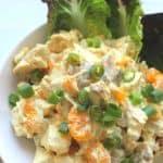 Chicken Salat – Geflügelsalat