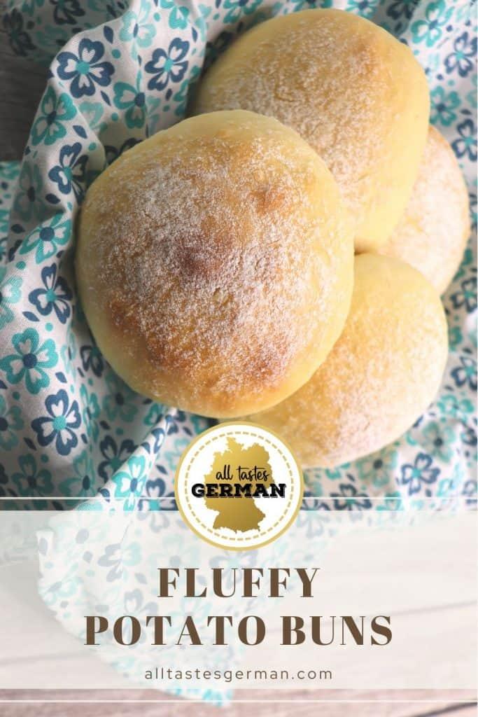 Fluffy Potato Buns