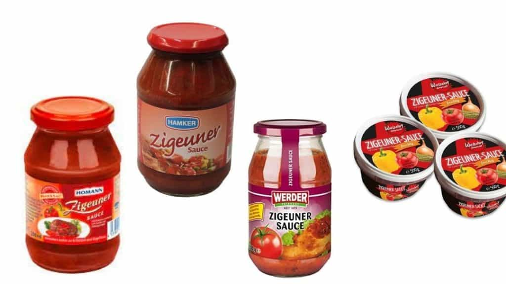 Where to buy Zigeuner Sauce