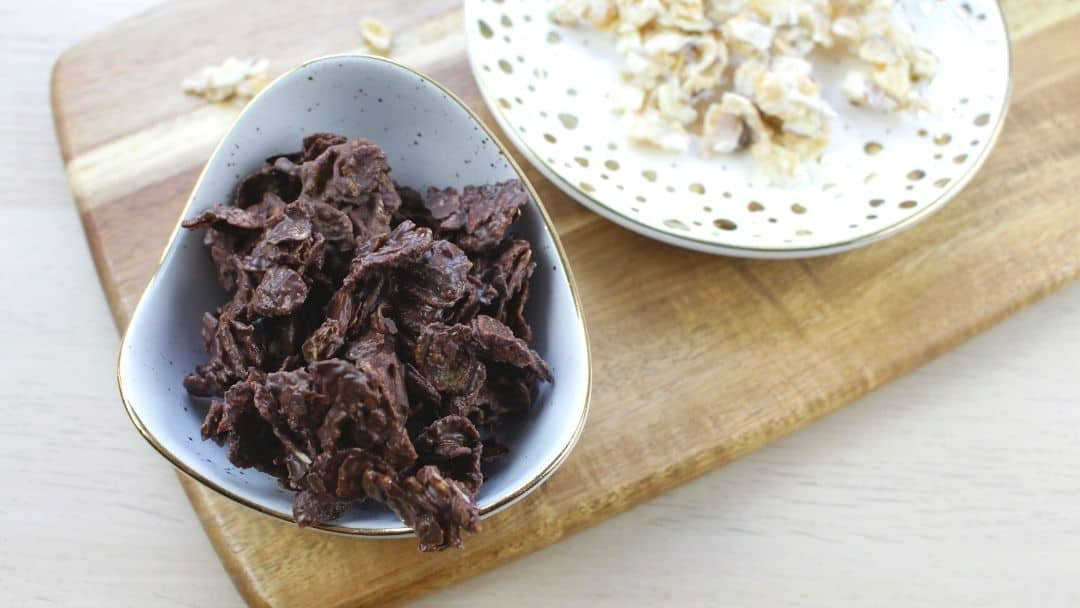 Choco Crossies Recipe