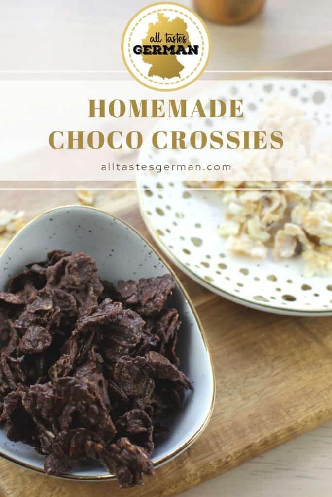German Choco Crossies