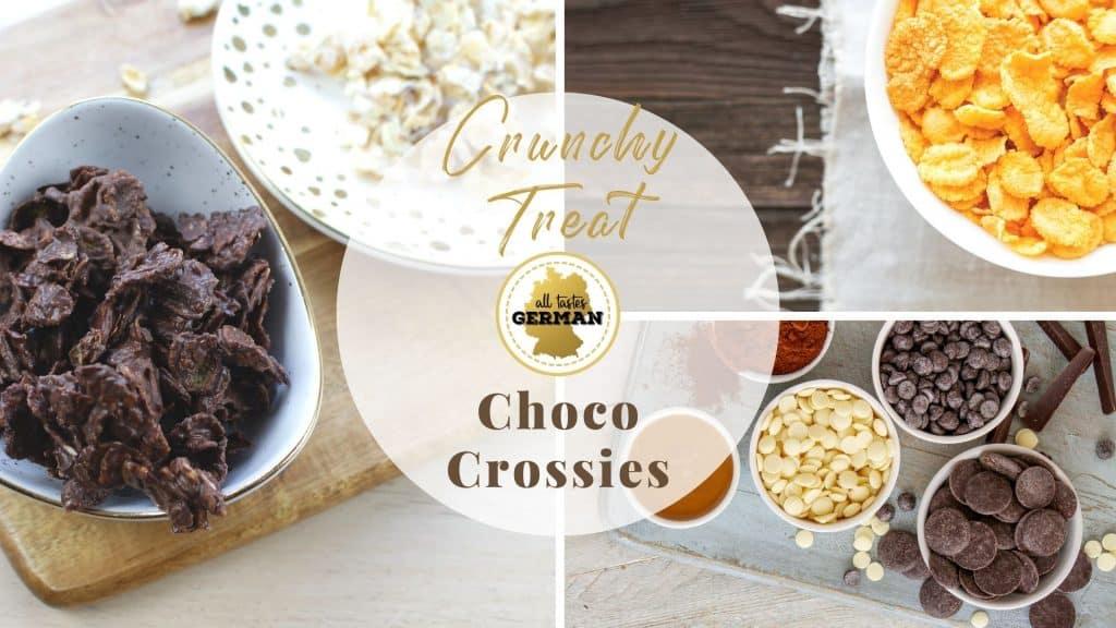 German Chocolate Treats