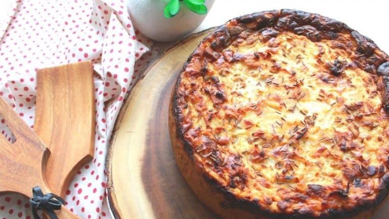Onion Cake – Zwiebelkuchen