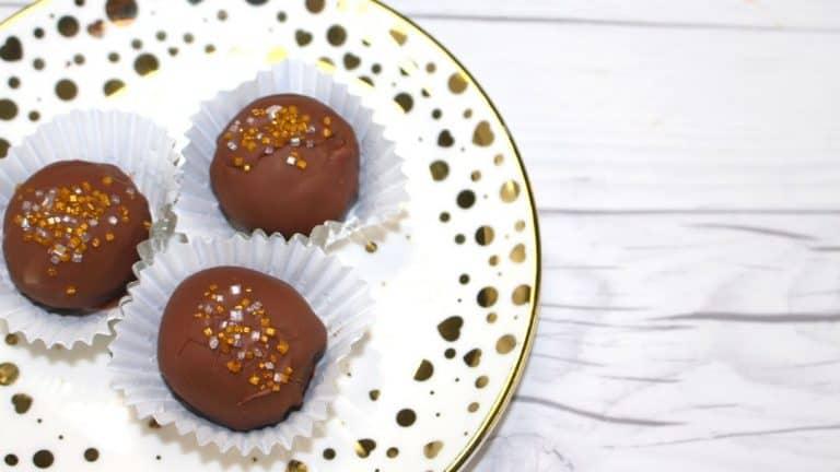 Gingerbread Truffles – Lebkuchenpralinen