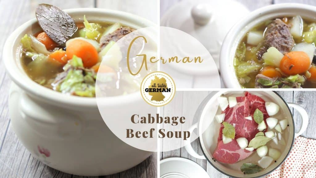 How to make German Cabbage Soup