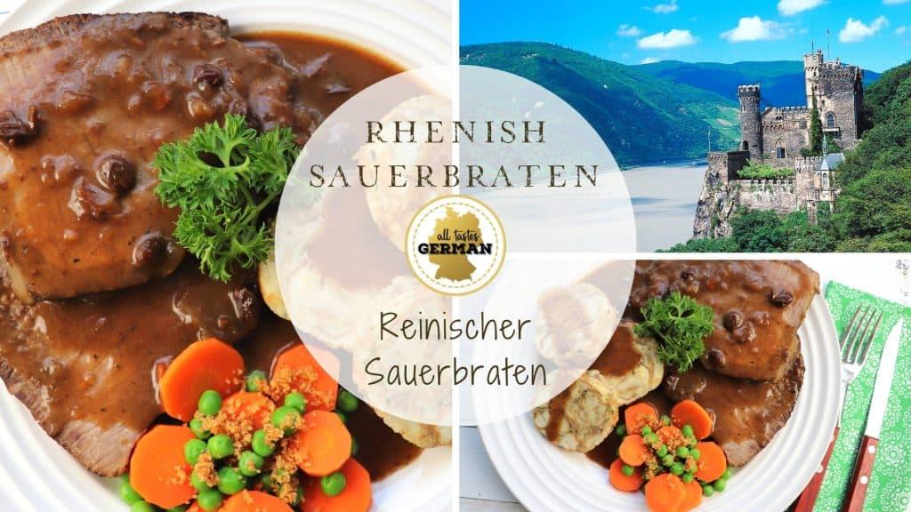 Rhenish Sauerbraten
