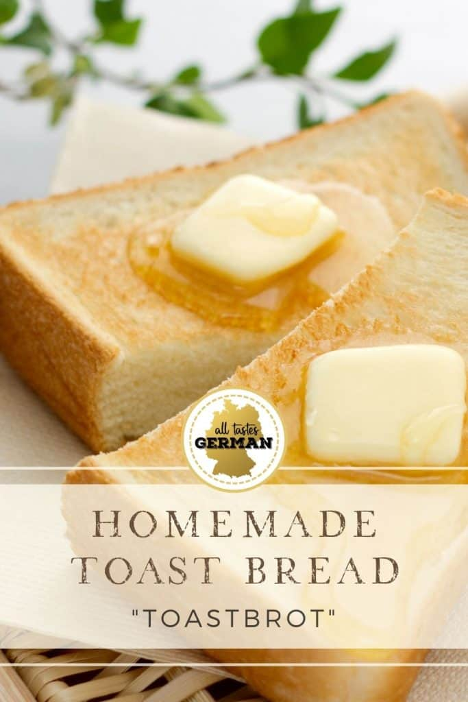 Toast Bread with Butter